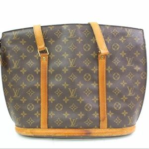 Authentic Vintage Louis Vuitton Babylone Tote
